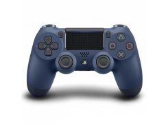 Геймпад SONY PS4 Dualshock 4 V2 Midnight Blue радіо інтерфейс