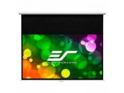 Проекційний екран ELITE SCREENS M92HTSR2-E20 настінний, пряма, стаціонарний, 170 см, 130 см, 16:9