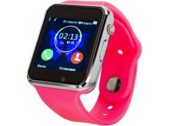 """Смарт-годинник ATRIX Smart watch E07 (pink) 1.54"""", Android, 38 г, рожевий"""