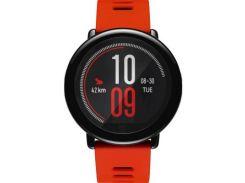 "Смарт-годинник Amazfit Sport Smartwatch Red (AF-PCE-RED-001) 1.34"", Android, до 11 днів, 54 г, черво"