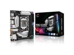 Материнська плата ASUS STRIX Z370-I GAMING Mini ITX, Socket 1151, 8-е покоління Intel Core, Intel, I