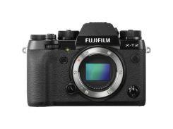 Цифровий фотоапарат Fujifilm X-T2 body Black (16519273) КМОП (CMOS), 23.6 х 15.6 мм, 24.3 Mpx, 3840