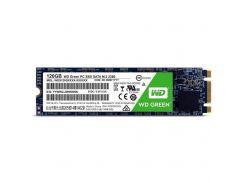 Накопитель SSD M.2 2280 120GB Western Digital (WDS120G2G0B)