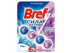Чистящий гель Bref Сила лиловой воды Лаванда 50 г (9000101089271)