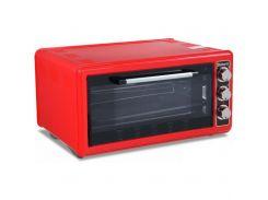Електропіч SATURN ST-EC1074 Red 1200 Вт, 50 л, 33 x 61 x 46 см