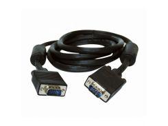 Кабель мультимедийный VGA 10.0m PATRON (CAB-PN-VGA-VGA-10М)