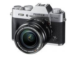 Цифровий фотоапарат Fujifilm X-T20 XF 18-55mm F2.8-4R Kit Silver (16542684) КМОП (CMOS), 23.6 х 15.6
