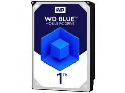 """Жорсткий диск для ноутбука 2.5"""" 1TB Western Digital (#WD10SPZX-FR#) 1TB, 5400rpm, 128Mb, SATA 3 (до"""