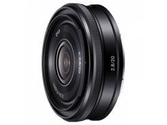 Объектив SONY 20mm f/2.8 for NEX (SEL20F28.AE)