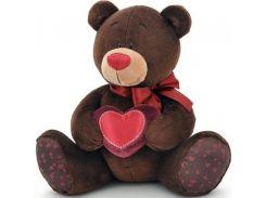 "М""яка іграшка ORANGE Мишка Choco с сердцем сидячий 20 см (C003/20)"