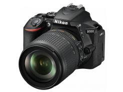 Цифровой фотоаппарат Nikon D5600 AF-S 18-105 VR Kit (VBA500K003)