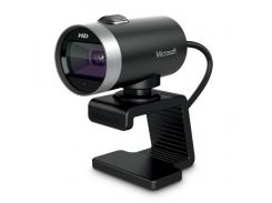 Веб-камера Microsoft LifeCam Cinema for Business (6CH-00002) 0.7 МП, 1280 x 720 пікселів, HD, USB 2.