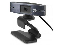 Веб-камера HP 2300 HD (Y3G74AA) 1.3 МП, 1280 x 720 пікселів, HD, USB 2.0, автофокус, вбудований мікр