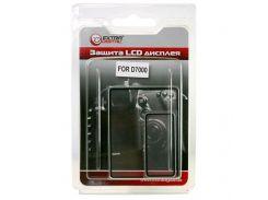 Захист екрану EXTRADIGITAL Защита экрана Extradigital Nikon D7000 (Twin) (LCD00ED0010) Nikon D7000,