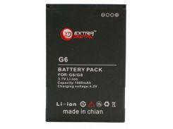 Аккумуляторная батарея EXTRADIGITAL HTC G6 (1000 mAh) (BMH6211)