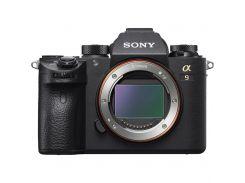Цифровий фотоапарат SONY Alpha 9 body black (ILCE9.CEC) КМОП (CMOS), 35.6 x 23.8 мм, 24.2 Mpx, механ