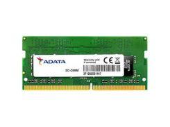 """Модуль пам""""яті для ноутбука SoDIMM DDR4 8GB 2133 MHz ADATA (AD4S213338G15-S) DDR4, 8 GB, 1, 2133 МГц"""