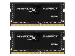 Модуль памяти для ноутбука SoDIMM DDR4 32GB (2x16GB) 2133 MHz HyperX Impact Kingston (HX421S13IBK2/3