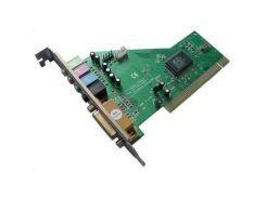 Звукова плата Atcom 10715 PCI, 4 канали, Retail