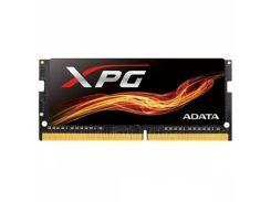 """Модуль пам""""яті для ноутбука SoDIMM DDR4 4GB 2400 MHz XPG Flame-HS Black ADATA (AX4S2400W4G15-SBF) DD"""