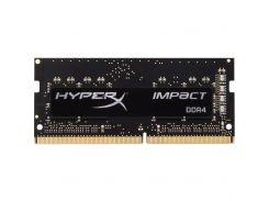 """Модуль пам""""яті для ноутбука SoDIMM DDR4 4GB 2400 MHz HyperX Impact Kingston (HX424S14IB/4) DDR4, 4GB"""