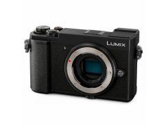 Цифровий фотоапарат PANASONIC DMC-GX9 Body (DC-GX9EE-K) Live MOS (LMOS), 17.3 х 13 мм, 20.3 Mpx, опт
