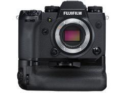 Цифровий фотоапарат Fujifilm X-H1 + VPB-XH1 Black (16568767) КМОП (CMOS), 23.5 х 15.6 мм, 24.3 Mpx,