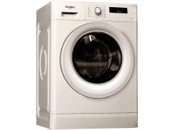 Пральна машина Whirlpool FWSF61053WSEU окремостоячий, автомат, 1000 об/хв, 6 кг, 14, 83.7 см, 59.5 с