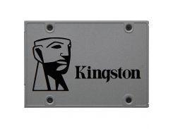 """Накопичувач SSD 2.5"""" 240GB Kingston (SUV500/240G) для комп""""ютера, для ноутбука, SATA 6Gb/s, 520Mb/s,"""