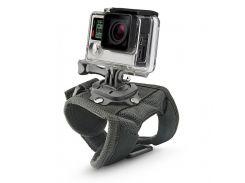 Кріплення для екшн-камер AirOn крепление - рукавичка (AC127) на руку, GoPro, ProCam, SJCam, Xiaomi Y