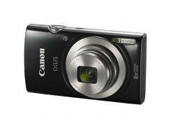 "Цифровий фотоапарат Canon IXUS 185 Black (1803C008AA) ПЗС (CCD), 1/2.3"", 20 Mpx, f/3.2-6.9, цифрова,"