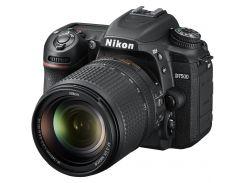 Цифровий фотоапарат Nikon D7500 18-140VR Kit (VBA510K002) КМОП (CMOS), 23.5 х 15.7 мм, 20.9 Mpx, f/3