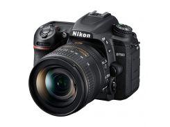 Цифровий фотоапарат Nikon D7500 AF-S DX 16-80 ED VR Kit (VBA510K005) КМОП (CMOS), 23.5 х 15.7 мм, 20