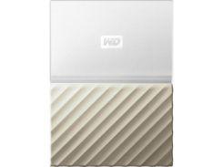 """Зовнішній жорсткий диск 2.5"""" 4TB Western Digital (WDBFKT0040BGD-WESN) USB 3.0, My Passport Ultra, ме"""