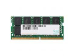 Модуль памяти для ноутбука SoDIMM DDR4 8GB 2133 MHz Apacer (AS08GGB13CDYBGH)
