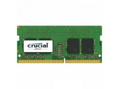 """Модуль пам""""яті для ноутбука SoDIMM DDR4 8GB 2666 MHZ MICRON (CT8G4SFS8266) DDR4, 8 GB, 1, 2666 MHz,"""
