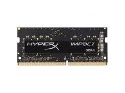 Модуль памяти для ноутбука SoDIMM DDR4 8GB 2666 MHz HyperX Impact Kingston (HX426S15IB2/8)