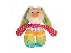 Мягкая игрушка sigikid Погремушка Кролик 15 см (40578SK)