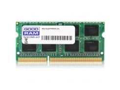 """Модуль пам""""яті для ноутбука DDR3 4GB 1600 MHz GOODRAM (GR1600S3V64L11/4G) DDR3, 4GB, 1, 1600 МГц, CL"""