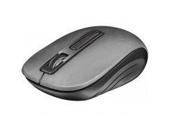 """Мишка Trust Aera wireless mouse grey (22372) для комп""""ютера, для ноутбука, оптичний, 1600 dpi, радіо"""