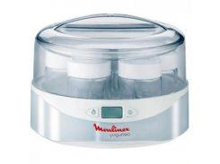 Йогуртниця MOULINEX YG 230 Потужність - 13 Вт, загальний об `єм - 0.98 л, кількість банок для йогурт
