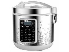 """Мультиварка Hilton HMC-532 Тип - мультиварка, управління - сенсорне, об""""єм чаші - 5 л, потужність -"""
