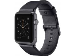 Belkin Classic Leather Band for Apple Watch 38mm Black