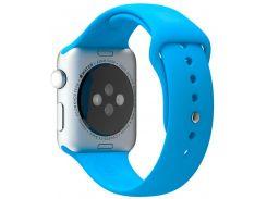 Belkin for Apple Watch 42mm Sport Band Blacktop Blue
