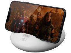 Mifa H2 Phone Bracket Bluetooth Speaker White