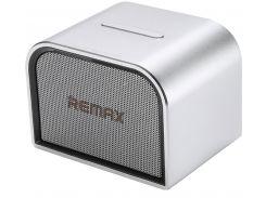 Remax RB-M8 Mini Desktop Speaker Silver