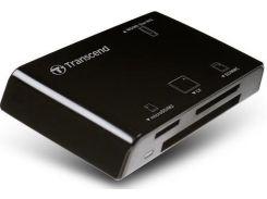Transend TS-RDP8 Card reader All-in-1 Black