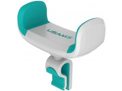 Usams US-ZJ004 USAMS Car Mobile Holder - C Series White Green