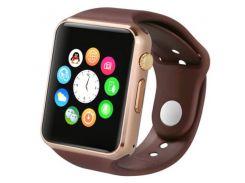 Умные часы Smart A1 Turbo Gold