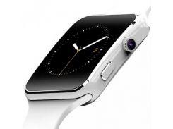 Умные часы Smart X6 White